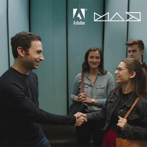 Adobe Max Elevator Pitch Thumb